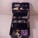 VINTAGE COSTUME JEWELRY EARRINGS,BRACELETS,NECKLACES