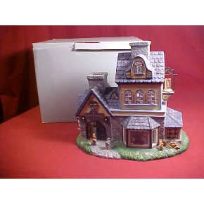MIB PARTYLITE CANDLE SHOPPE TEALIGHT HOUSE