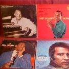 LOT OF 4 CLASSIC 33 RPM LP RECORDS BELAFONTE & SINATRA