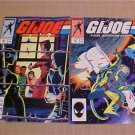 LOT OF 2 MARVEL 1987 G.I. JOE AMERICAN HERO COMIC BOOK