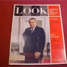 MARCH 10 1964 LOOK MAGAZINE JOHNSON FREE THE SOUTH
