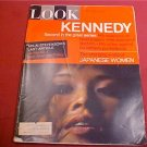 AUGUST 24 1965 LOOK MAGAZINE KENNEDY JAPANESE WOMEN