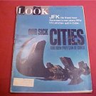 SEPT. 21 1965 LOOK MAGAZINE JFK HIS FINEST HOUR
