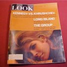 SEPT. 7, 1965 LOOK MAGAZINE KENNEDY VS. KHRUSHCHEV