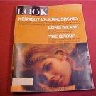 SEPT. 7, 1965 LOOK MAGAZINE KENNEDY VS. KHRUSHCHEV