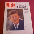 JULY 16 1965 LIFE MAGAZINE A THOUSAND DAYS