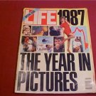 1988 LIFE MAGAZINE THE YEAR IN PICTURES SPECIAL ISSUE