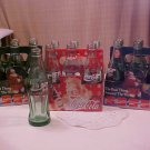 LOT OF VINTAGE SIX PACKS COCA-COLA AROUND THE WORLD