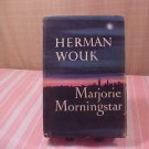 1955 HERMAN WOUK MARJORIE MORNINGSTAR HARD COVER BOOK