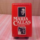 1981 MARIA CALLAS THE WOMEN BEHIND THE LEGEND BOOK