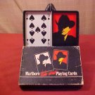 VINTAGE MARLBORO WILD WEST PLAYING CARDS