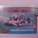 1990 TOPPS DOUBLE-DECKER MIAMI DOLPHINS TRADING CARD