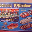 1968 JOHNNY TOYMAKER STARTER SET DIECAST MOLD CAR