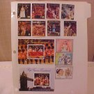 VINTAGE STAMPS QUEEN ELIZABETH 1952-77