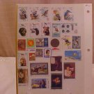 LOT #14 MONGOLIA COLLECTOR STAMP SET