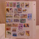 LOT #17  COLLECTOR STAMP SET