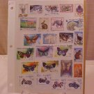 LOT #18  COLLECTOR STAMP SET