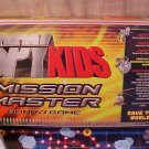 2002 SPY KIDS MISSION MASTER BOARD GAME COMPLETE