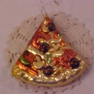 BRONNER'S CHRISTMAS GLASS ORNAMENT