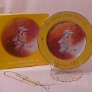 1983 EVE ROCKWELL MY PEACE I GIVE UNTO YOU PLATE MIB