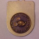 VINTAGE MICKEY MOUSE COIN CHARM OR KEYCHAIN