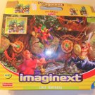 2003 Fisher Price Imaginext Lost Fortress w/warrior horse RARE