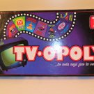 1997 TV-OPOLY BOARD GAME COMPLETE LIKE NEW