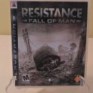 Resistance Fall of Man Game for Playstation 3 PS3