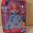 2002 DISNEY PRINCESS BARBIE DOLL CINDERELLA MIB