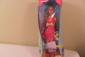 1999 EASTER TREATS BARBIE DOLL SPECIAL EDITION MIB
