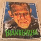 """Frankenstein"" Classic Monster Stamps T-Shirts 1997 size XL"