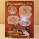 1983 BASKET STITCHING PLUS PATTERN BOOK