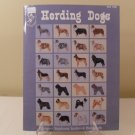 1997 HERDING DOGS CROSS STITCH BOOK