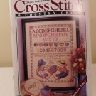 PREMIER ISSUE CROSS STITCH AND COUNTRY CRAFTS 23 PROJECTS