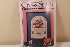 MARCH/APR 1986 CROSS STITCH AND COUNTRY CRAFTS 21 PROJECTS
