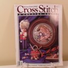 NOV/DEC 1986 CROSS STITCH AND COUNTRY CRAFTS 40 PROJECTS