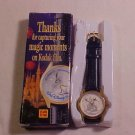 1996 DISNEY KODAK 25TH ANNIVERSARY WRIST WATCH