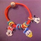 DISNEY MICKEY & FRIENDS CHARM BRACELET
