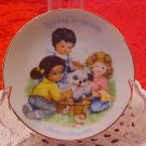 1989 AVON LOVING IS CARING MOTHER'S DAY PLATE