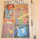 McCALL'S BABY PACKAGE PATTERN UN-CUT