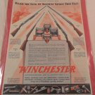 1930 THE SATURDAY EVENING POST WINCHESSTER AD