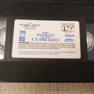 THE INDIAN IN THE CUPBOARD VHS VIDEO TAPE