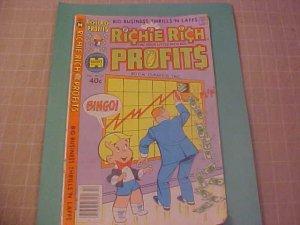 1979 #32 Richie Rich Profits comic book