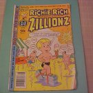 1981 #28 Richie Rich Zillionz comic book