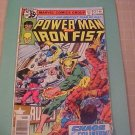 1978 Power Man and Iron Fist #55 Comic Book