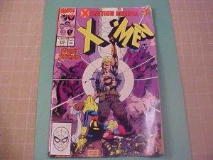 1990 X-Men X-Tinction Agenda Part 1 Marvel comic book