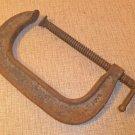 Vintage C Clamp Tool