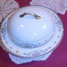 Noritake Wellesley china Bowl and Lid Pat. 68476 US Design