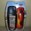 NIP DISNEY BLACK RED CARS PIXAR PHONE LIGHTENING MCQUEEN TRIM LINE PHONE