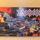 ZAXXON Board Game Milton Bradley Sega 1982 Complete